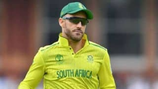 Vitality T20 Blast: Faf du Plessis to replace  Mohammad Nabi for Kent