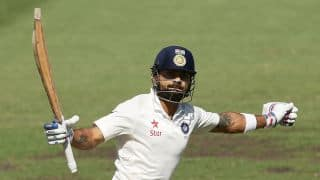 India vs Sri Lanka 2015, Free Live Cricket Streaming Online on Sony Six: 3rd Test at Colombo (SSC), Day 2