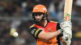 Williamson equals Gayle, behind only Kohli, Warner