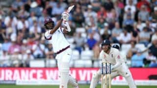 West Indies vs England, 2nd Test: It's quite a tough pitch to bat on, says Kraigg Brathwaite