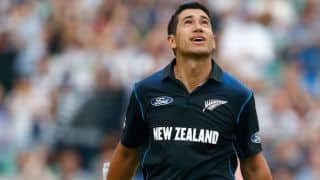 Ross Taylor records most catches by a NZ player; Surpass Stephen Fleming