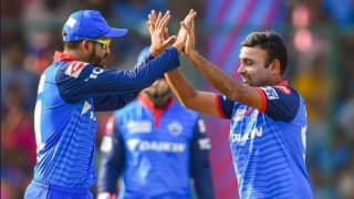 Captains support is needed when a bowler is getting hit for runs amit mishra 4557250