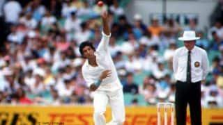 Summer of 1985: Wasim Akram turns cricketing arena turn into a war field