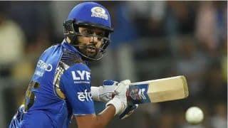 मुंबई के कप्तान रोहित शर्मा बोले- इस विकेट पर 170 रन अच्छा टोटल था