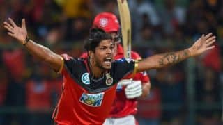 IPL 2018, Match 48: Umesh Yadav lead KXIP rout, RCB need 89 for humongous win