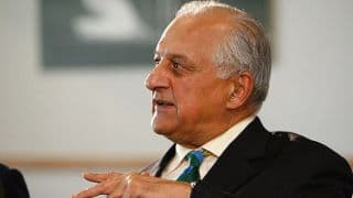 India-Pakistan series possible, but subject to Indian government: PCB