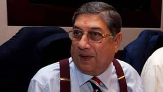 N Srinivasan says fears of India securing disproportionate control unfounded
