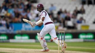 West Indies need 236 runs, England require 8 wickets for victory on Day 5, lunch of 2nd Test