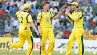 Australia looking for number 1 spot in ODI rankings