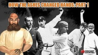 History of Ashes: How the urn changed hands, Part 1 of 4, The Golden Age