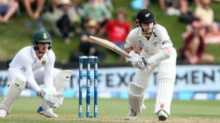 New Zealand vs South Africa, 1st Test, Day 2: Kane Williamson keeps Kiwis on course