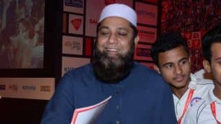 Inzamam-ul-Haq enjoying working with Manoj Prabhakar as Afghanistan coaching staff
