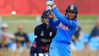 ICC ODI Rankings: Smriti Mandhana slipped to sixth position; Jhulan Goswami retained fifth position