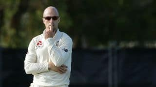 New Zealand vs England Tests: Jack Leach replaces injured Mason Crane