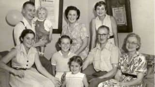 Harold Larwood has a daughter: Hampshire pays price