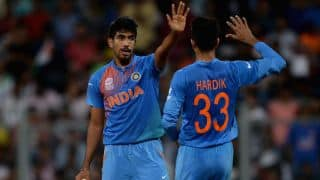 IND vs WI, 2nd T20I 2016: Bumrah claims most wickets in calendar year in T20Is