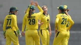 Australia Women thrash England by 8 wickets in 5th T20I