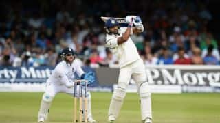 India take 145-run lead after middle-order collapse on Day 3 of Lord's Test against England