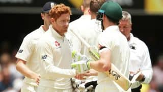 The Ashes 2017-18: Jonny Bairstow's 'headbutt' was a friendly gesture, clarifies Cameron Bancroft