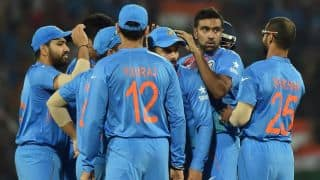 ICC T20I Rankings: India retain No. 1 spot; Ravichandran Ashwin drops to 3rd