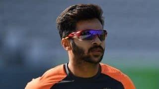 Asia Cup 2018: BCCI confirms Axar Patel, Shardul Thakur injuries