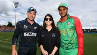 New Zealand vs Bangladesh, ICC Cricket World Cup 2015 Match 37