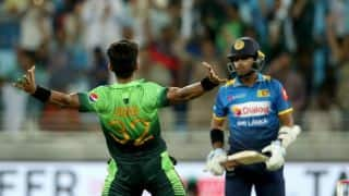 Babar, Raees guide PAK to easy win against SL in 1st ODI
