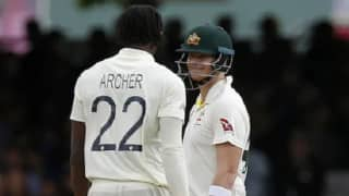 Ashes 2019: Jofra Archer takes a cheeky dig at Steve Smith