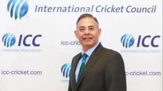 धोनी के 'बलिदान बैज' दस्तानों के मामले पर आईसीसी सीईओ ने कहा- BCCI को बयान दे चुके हैं