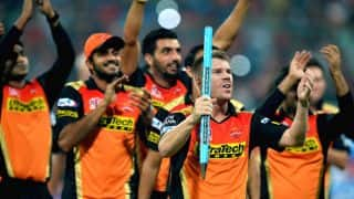 RCB vs SRH, IPL 2016 Final: Virat Kohli is a great leader; SRH won due to team effort, says David Warner