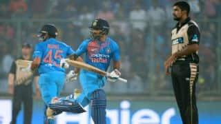 India vs New Zealand 2nd T20I: Ish Sodhi eyes to breakdown Rohit Sharma, Shikhar Dhawan's momentum