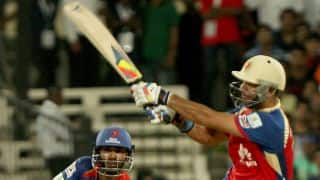 IPL 2014: Royal Challengers Bangalore vs Delhi Daredevils Match delayed due to rain