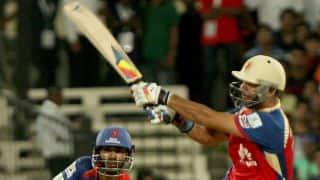 IPL 2014: Royal Challengers Bangalore vs Delhi Daredevils Match delayed due to rain