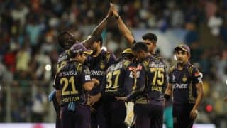 KKR vs SRH, IPL 2016, Eliminator: KKR Playing XI