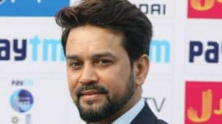 Anurag Thakur: Won't shy away from administration, if Indian cricket needs me