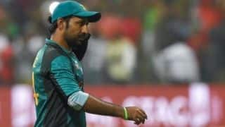 Sarfraz Ahmed tenders apology after racial slur against Andile Phehlukwayo