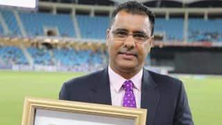 Waqar Younis uncertain about coaching Pakistan
