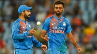 Virat Kohli: Constant drizzle at Centurion made it difficult for bowlers