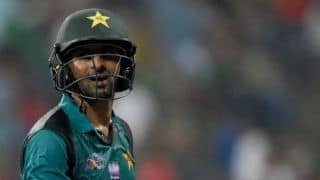 Shoaib Malik's befitting reply to critics of Pakistan cricket team