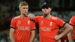 Joe Root: Ben Stokes is obviously a slightly different player right now