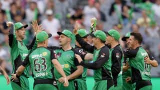 ST 181/7 in 19.3 overs | Live Cricket Score, Melbourne Stars vs Sydney Thunder, Big Bash League 2015-16, Final at Melbourne: ST win by three wickets