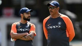 India still the No 1 team in the world: Ravi Shastri