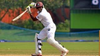 Shivnarine Chanderpaul climbs to 3rd in ICC Test rankings
