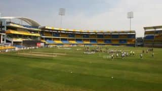 एमपीसीए ने भारत-ऑस्ट्रेलिया तीसरे वनडे मैच का 15 करोड़ रुपये का बीमा कराया