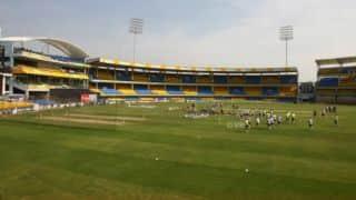 Madhya Pradesh Cricket Association has taken Rs 15 crore insurance cover for India-Australia 3rd ODI