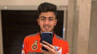 Prayas Ray Barman becomes youngest debutant in IPL history