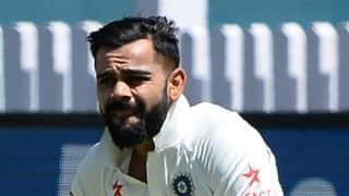 तीसरे टेस्ट से बाहर हुए विराट कोहली: रिपोर्ट