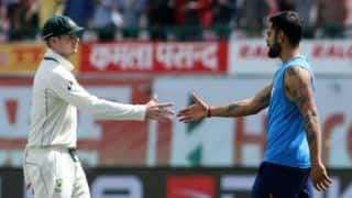 Virat Kohli: India give it back when poked
