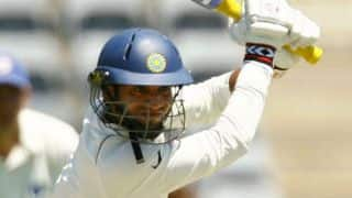 Dinesh Karthik, Amit Mishra lead Rest of India's recovery against Karnataka in Irani Trophy 2013-14