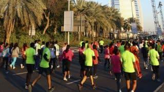India Mini marathon held in Bhubaneswar